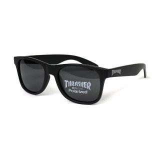 THRASHER/SUNGALASSES/RADICAL/偏光レンズ/ブラック×スモーク
