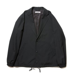 <img class='new_mark_img1' src='https://img.shop-pro.jp/img/new/icons8.gif' style='border:none;display:inline;margin:0px;padding:0px;width:auto;' />COOTIE/T/R LAPEL COACH JACKET/ブラック