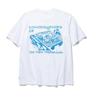 <img class='new_mark_img1' src='https://img.shop-pro.jp/img/new/icons8.gif' style='border:none;display:inline;margin:0px;padding:0px;width:auto;' />RADIALL/VATO-CREW NECK T-SHIRT S/S/ホワイト