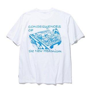 RADIALL/VATO-CREW NECK T-SHIRT S/S/ホワイト