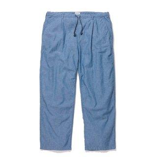 RADIALL/T.N. EASY PANTS/ブルー