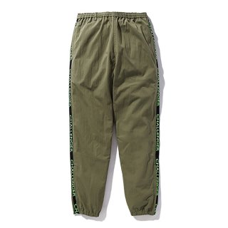 <img class='new_mark_img1' src='https://img.shop-pro.jp/img/new/icons8.gif' style='border:none;display:inline;margin:0px;padding:0px;width:auto;' />CHALLENGER/ORIGINAL NYLON PANTS/オリーブ