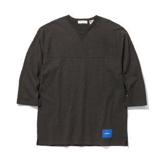 RADIALL/FADE-CREW NECK T-SHIRT 3Q/S/ブラック