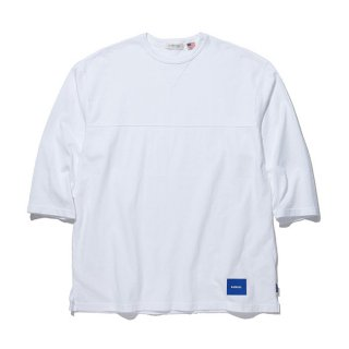 <img class='new_mark_img1' src='https://img.shop-pro.jp/img/new/icons8.gif' style='border:none;display:inline;margin:0px;padding:0px;width:auto;' />RADIALL/FADE-CREW NECK T-SHIRT 3Q/S/ホワイト