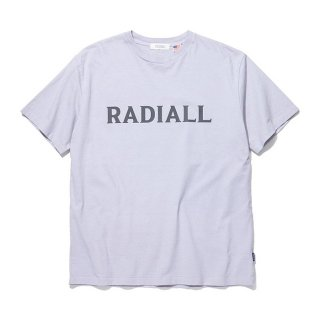 <img class='new_mark_img1' src='https://img.shop-pro.jp/img/new/icons8.gif' style='border:none;display:inline;margin:0px;padding:0px;width:auto;' />RADIALL/LOGO TYPE-CREW NECK T-SHIRT S/S/パープル