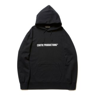 <img class='new_mark_img1' src='https://img.shop-pro.jp/img/new/icons8.gif' style='border:none;display:inline;margin:0px;padding:0px;width:auto;' />COOTIE/PRINT PULLOVER PARKA(COOTIE LOGO)/ブラック