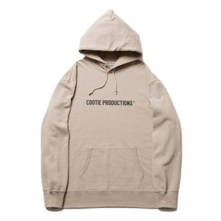 <img class='new_mark_img1' src='https://img.shop-pro.jp/img/new/icons8.gif' style='border:none;display:inline;margin:0px;padding:0px;width:auto;' />COOTIE/PRINT PULLOVER PARKA(COOTIE LOGO)/ベージュ