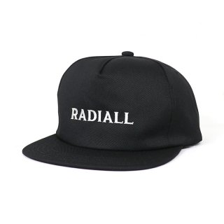 RADIALL/CVS TRUCKER CAP/ブラック【20%OFF】<img class='new_mark_img2' src='https://img.shop-pro.jp/img/new/icons20.gif' style='border:none;display:inline;margin:0px;padding:0px;width:auto;' />