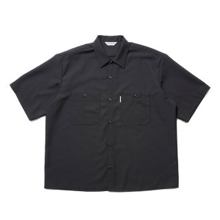 COOTIE/T/W WORK S/S SHIRT/ブラック