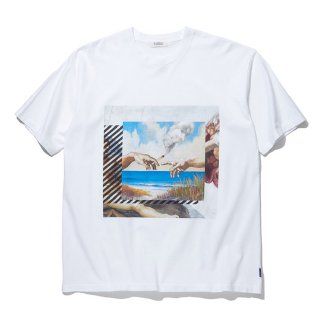 <img class='new_mark_img1' src='https://img.shop-pro.jp/img/new/icons8.gif' style='border:none;display:inline;margin:0px;padding:0px;width:auto;' />RADIALL/HEAVEN'S DOOR-CREW NECK T-SHIRT S/S