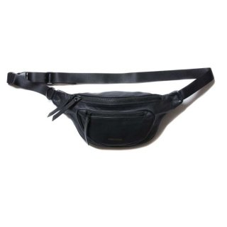 COOTIE/LEATHER WAIST PACK