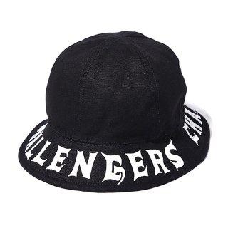 CHALLENGER/LOGO PRINT HAT