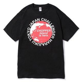 CHALLENGER/CHOPPER ISLAND TEE/ブラック