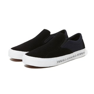 RADIALL/BASS FOOT-SLIP ON SNEAKER