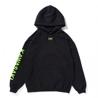 CHALLENGER/CAMS LOGO HOODIE/ブラック