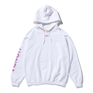 CHALLENGER/CAMS LOGO HOODIE/ホワイト