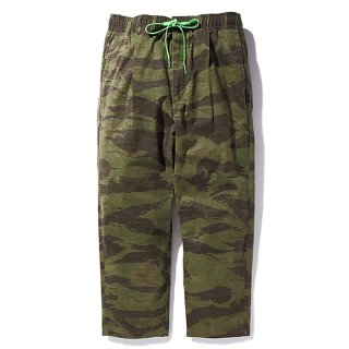 CHALLENGER/TIGER CAMO EASY PANTS