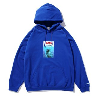 <img class='new_mark_img1' src='https://img.shop-pro.jp/img/new/icons8.gif' style='border:none;display:inline;margin:0px;padding:0px;width:auto;' />CHALLENGER/BASS BITE HOODIE/ブルー