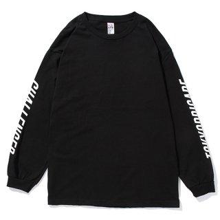 CHALLENGER/L/S TOKYO BIRGADE TEE/ブラック