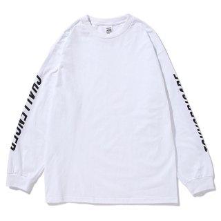CHALLENGER/L/S TOKYO BIRGADE TEE/ホワイト