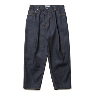 COOTIE/RAZA 1 TUCK DENIM
