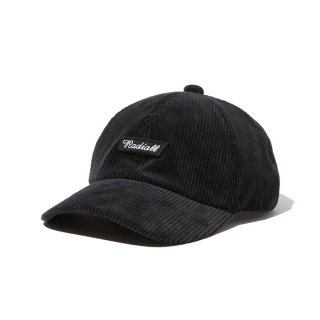 RADIALL/FLAGS-BASEBALL LOW CAP/ブラック
