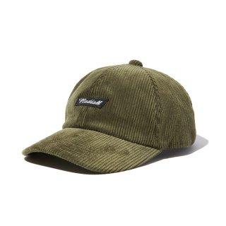 RADIALL/FLAGS-BASEBALL LOW CAP/オリーブ