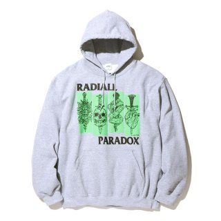 <img class='new_mark_img1' src='https://img.shop-pro.jp/img/new/icons8.gif' style='border:none;display:inline;margin:0px;padding:0px;width:auto;' />RADIALL/SST-HOODIE SWEATSHIRT L/S/グレー