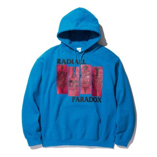 <img class='new_mark_img1' src='https://img.shop-pro.jp/img/new/icons8.gif' style='border:none;display:inline;margin:0px;padding:0px;width:auto;' />RADIALL/SST-HOODIE SWEATSHIRT L/S/ブルー