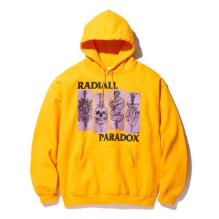 <img class='new_mark_img1' src='https://img.shop-pro.jp/img/new/icons8.gif' style='border:none;display:inline;margin:0px;padding:0px;width:auto;' />RADIALL/SST-HOODIE SWEATSHIRT L/S/イエロー