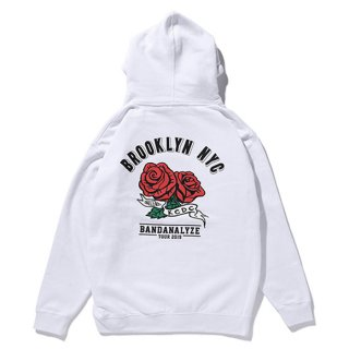 <img class='new_mark_img1' src='https://img.shop-pro.jp/img/new/icons8.gif' style='border:none;display:inline;margin:0px;padding:0px;width:auto;' />CHALLENGER/NYC ROSE HOODIE/ホワイト