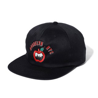 CHALLENGER/BIG APPLE CAP/ブラック