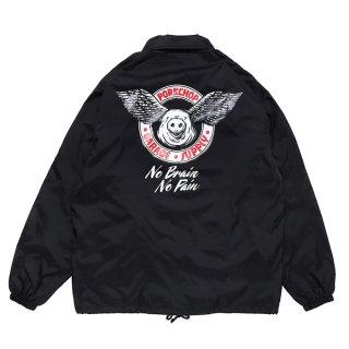 PORKCHOP/WING PORK COACH JKT/ブラック