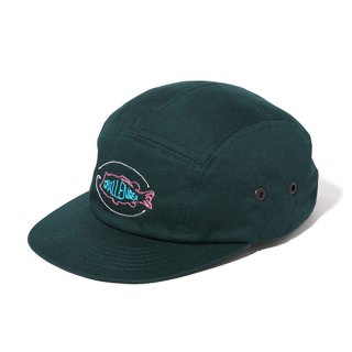 CHALLENGER/BASS NEON SIGN CAP/グリーン