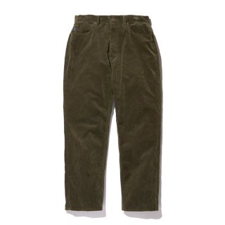 RADIALL/MOTOWN-WIDE FIT PANTS/オリーブ