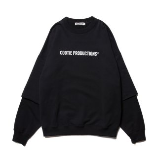 <img class='new_mark_img1' src='https://img.shop-pro.jp/img/new/icons8.gif' style='border:none;display:inline;margin:0px;padding:0px;width:auto;' />COOTIE/CELLIE CREWNECK SWEATSHIRT(COOTIE LOGO)