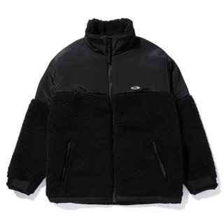 CHALLENGER/FLEECE JACKET/ブラック