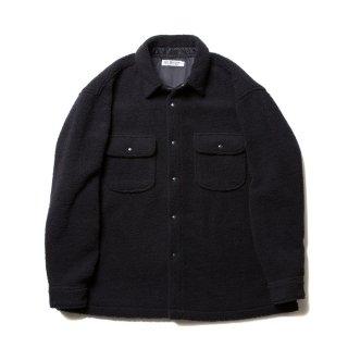 COOTIE/BOA CPO JACKET/ブラック
