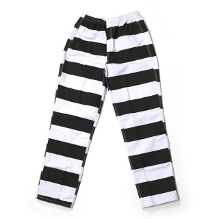 JAIL BORDER PANTS