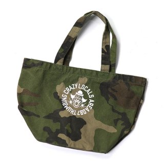 THUMBING/BROCK CIRCLE LUNCHBAG/迷彩/送料無料