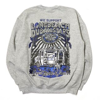<img class='new_mark_img1' src='https://img.shop-pro.jp/img/new/icons8.gif' style='border:none;display:inline;margin:0px;padding:0px;width:auto;' />RADIALL/LONG BEACH C.N. SWEATSHIRT L/S/グレー