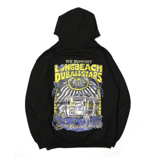 <img class='new_mark_img1' src='https://img.shop-pro.jp/img/new/icons8.gif' style='border:none;display:inline;margin:0px;padding:0px;width:auto;' />RADIALL/LONG BEACH HOODIESWEATSHIRT L/S/ブラック