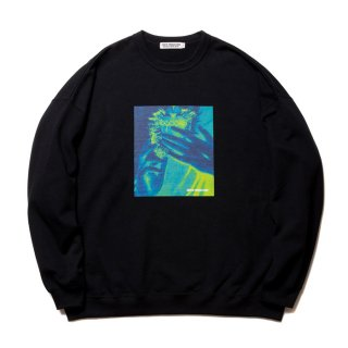 <img class='new_mark_img1' src='https://img.shop-pro.jp/img/new/icons8.gif' style='border:none;display:inline;margin:0px;padding:0px;width:auto;' />COOTIE/PRINT CREWNECK SWEATSHIRT(SACRED HEART)