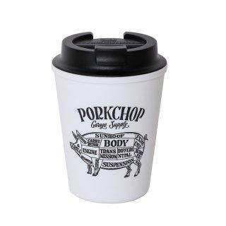 PORKCHOP/TUMBLER/ホワイト