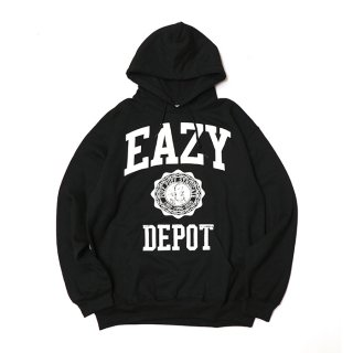 RADIALL/EAZY DEPOT-HOODIESWEATSHIRT L/S/ブラック【20%OFF】<img class='new_mark_img2' src='https://img.shop-pro.jp/img/new/icons20.gif' style='border:none;display:inline;margin:0px;padding:0px;width:auto;' />