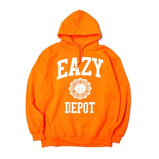RADIALL/EAZY DEPOT-HOODIESWEATSHIRT L/S/オレンジ【20%OFF】<img class='new_mark_img2' src='https://img.shop-pro.jp/img/new/icons20.gif' style='border:none;display:inline;margin:0px;padding:0px;width:auto;' />