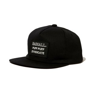 RADIALL/SYNDICATE-TRUCKER CAP/ブラック