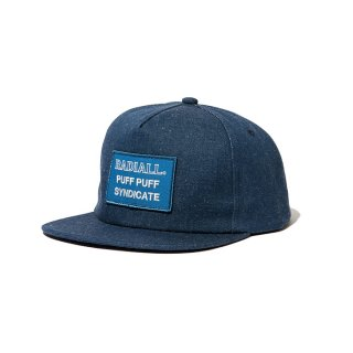 RADIALL/SYNDICATE-TRUCKER CAP/インディゴ