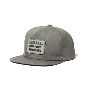 RADIALL/SYNDICATE-TRUCKER CAP/グレー