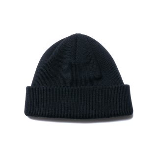 <img class='new_mark_img1' src='https://img.shop-pro.jp/img/new/icons8.gif' style='border:none;display:inline;margin:0px;padding:0px;width:auto;' />COOTIE/CUFFED BEANIE/ブラック
